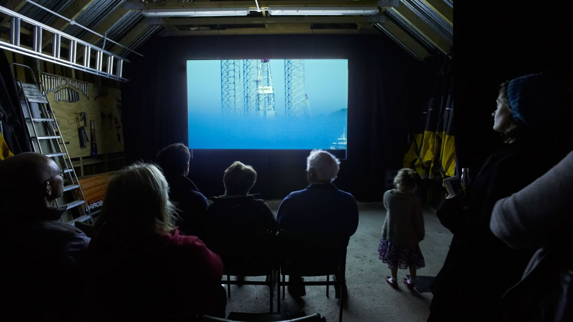 Sublime Residency, Cromarty (2012)