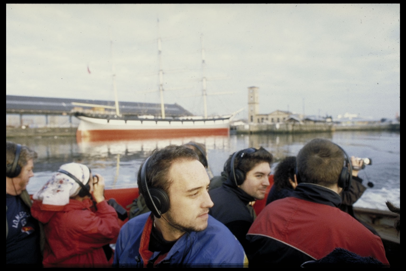 Zones - an audiology of the River Clyde
