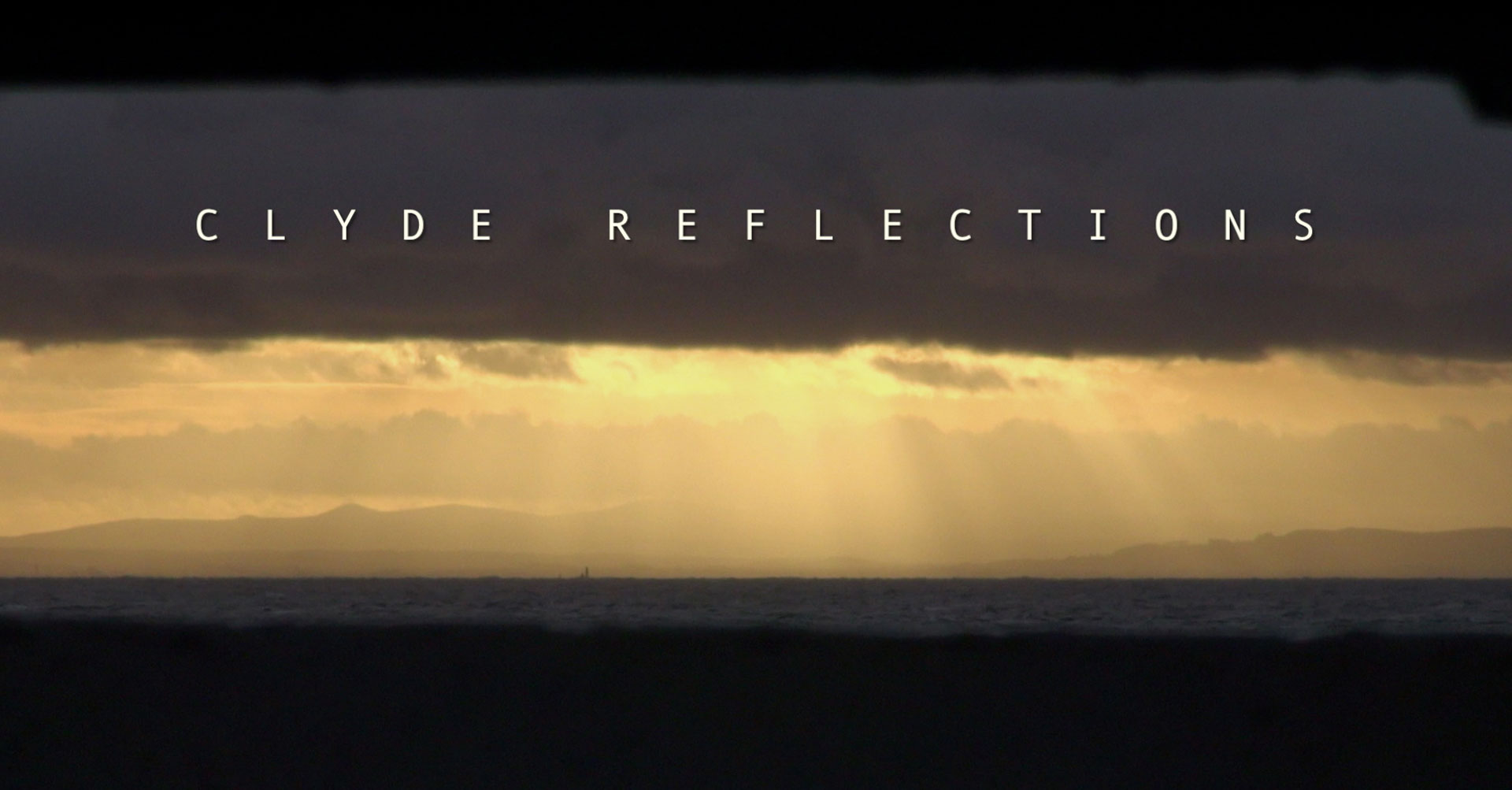 Still from Clyde Reflections